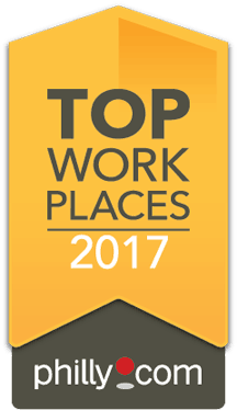 PeopleShare Named a 2017 Top Workplace by Philly.com