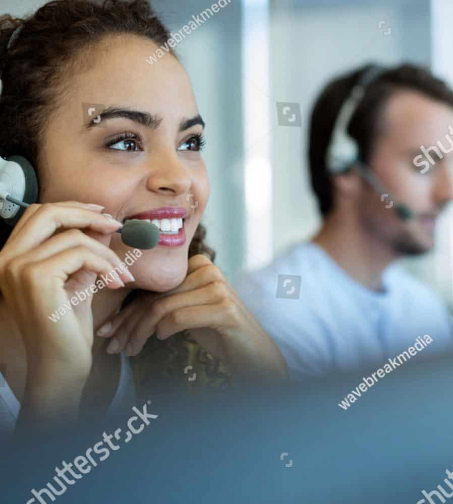Call Center Work