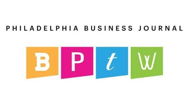 Philadelphia Business Journal Best Places to Work Award Winner